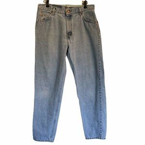 Levis 960 Straight Leg Jeans Blue Loose Fit Vtg